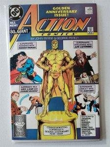 Action Comics #600 (DC, 1988) Condition: VF/NM