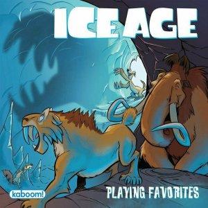 Ice Age: Playing Favorites One-Shot Chapbook KABOOM.