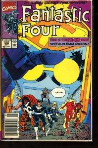 Fantastic Four #340 (1990)