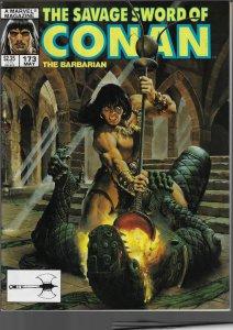 Savage Sword of Conan #173 (Marvel, 1990)