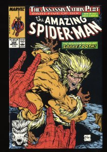 Amazing Spider-Man #324 VF/NM 9.0 Marvel Comics Spiderman
