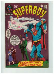 SUPERBOY 175 VG-F NEAL ADAMS COVER    June 1971