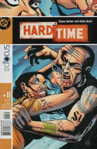 Hard Time #11 FN; DC | save on shipping - details inside