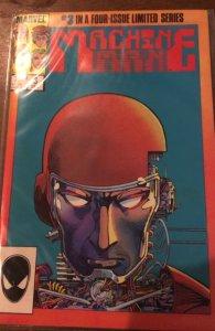 Machine Man #3 (1984)