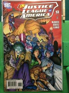 Justice League of America #13