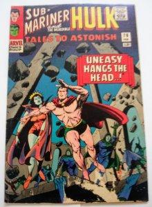 Tales To Astonish #76 (VG/VG+) Sub-Mariner Marvel Comics