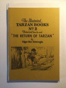 Tarzan Books No 2 Return of Tarzan Near Mint nm House of Greystoke