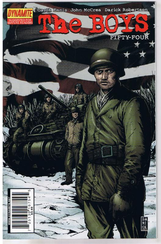 THE BOYS #54, NM, Garth Ennis, Darick Robertson, 2006, more in our store