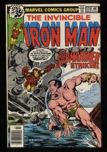 Iron Man #120 FN/VF 7.0 1st Justin Hammer! Vs. Sub-Mariner!