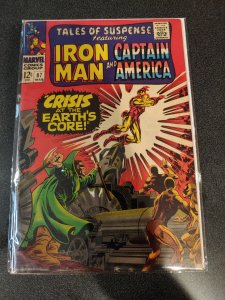 TALES OF SUSPENSE #87 VF+