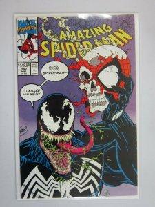 Amazing Spider-Man #347 8.0 VF (1991 1st Series)