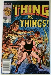 Thing #16 Marvel 1984 VF- Copper Age 1st Printing Comic Book