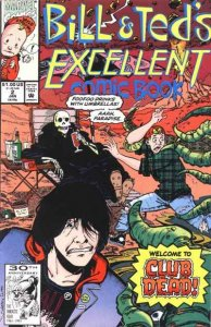 Bill & Ted's Excellent Comic Book #2, NM (Stock photo)