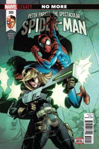 Peter Parker: The Spectacular Spider-Man (2018 series) #305, NM + (Stock photo)