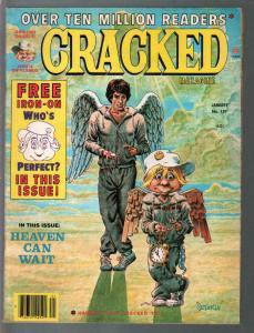 Cracked #157 1979-Major Mags-humor-parody-Severin-Bill Ward-Orehek-FN