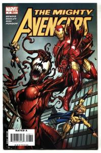 MIGHTY AVENGERS #8 Sybiote WASP issue-Carnage-Marvel NM-