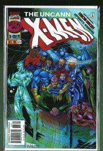 The Uncanny X-Men #337 (1996)