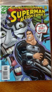 Action Comics #770 (DC, 2000) Condition: NM/MT