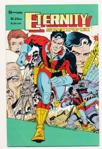 Eternity Smith (1986 Renegade) #1-5 VF/NM Complete series