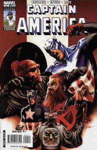 CAPTAIN AMERICA (2005 Marvel Comics) #42
