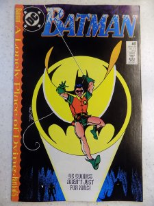 BATMAN # 442 DC FIRST TIM DRAKE ROBIN COSTUME