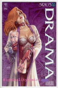 DRAMA 1, NM+, Joseph Linsner, Cry for Dawn, 1994, Good Girl, more in store