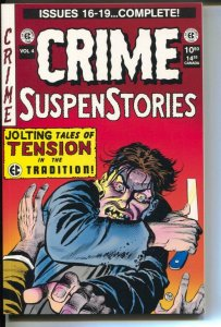 Crime Suspenstories Annual-#4-Issues 16-19-TPB- trade