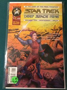 Star Trek Deep Space Nine #25 Malibu Comics