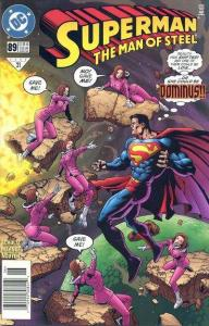 Superman: The Man of Steel #89, NM (Stock photo)