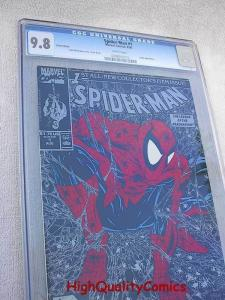 SPIDER-MAN #1, Todd McFarlane, CGC = 9.8, NM/M, Lizard appearance, more in store