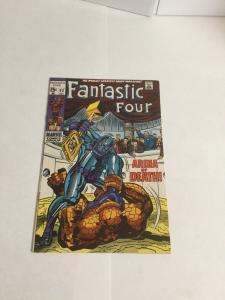Fantastic Four 93 Vf/Nm Very Fine/Near Mint 9.0 Marvel Comics Silver Age