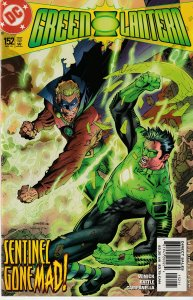 Green Lantern(vol. 3) # 152,153,154,155,156 John Stewart ! GA Green Lantern !