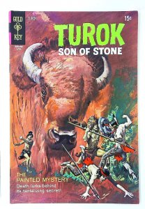 Turok: Son of Stone (1954 series) #69, VF+ (Actual scan)