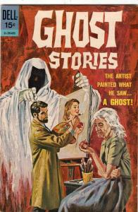 Ghost Stories #24 (May-70) VF/NM High-Grade