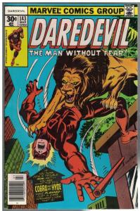 DAREDEVIL 143 VG  Mar. 1977