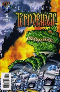 Teknophage (Neil Gaiman's…) #2 VF/NM; Tekno | save on shipping - details inside