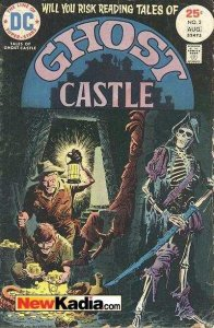 Tales of Ghost Castle #2, Fine- (Stock photo)