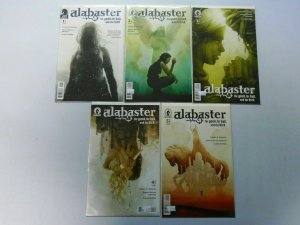 Alabaster Wolves (Dark Horse) set:#1-5 8.0 VF (2012)