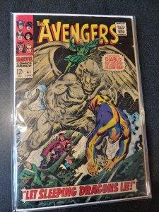 AVENGERS #41-1967