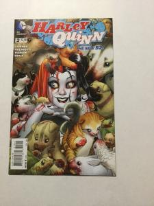 Harley Quinn 2 NM Near Mint