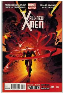 ALL NEW X MEN (2012) 3A VF Feb. 2013