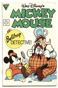 Walt Disney's Mickey Mouse #251 1989- F/VF
