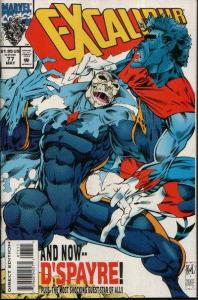 Excalibur (1988 series) #77, VF+ (Stock photo)