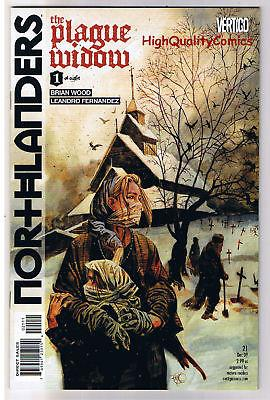 NORTHLANDERS #21, NM, Vikings, Vertigo, Brian Wood, 2008, more in our store
