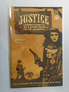 Justice Riders #1 (1996) 7.0/FN