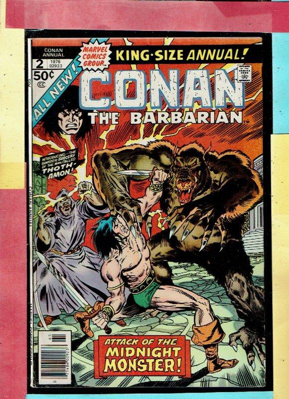 KING SIZE CONAN 2-