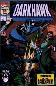 Darkhawk #1 - 9.0 or Better
