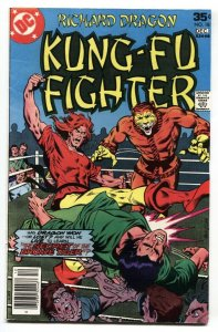 Richard Dragon Kung-Fu Fighter #18-First appearance of Bronze Tiger