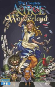 Complete Alice in Wonderland, The #2 VF/NM; Dynamite   save on shipping - detail