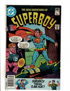 The New Adventures of Superboy #16 (1981) DC Comic Superman OF8
